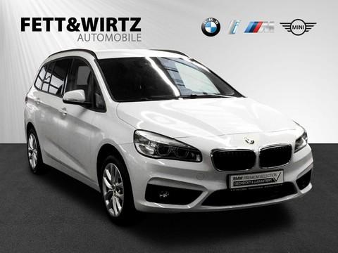 BMW 218 Gran Tourer Sport Line