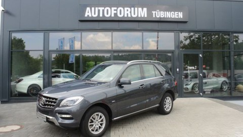 Mercedes ML 250 Distro