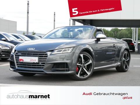 Audi TTS 2.0 TFSI quattro Roadster el Sitze side