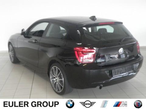 BMW 114 i Advantage Lederlenkrad