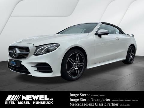 Mercedes-Benz E 400 Cabriolet AMG ASSISTENZ BURM °