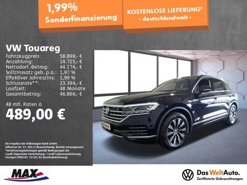 Volkswagen Touareg V6 TDI IQ LIGHT NACHTSI