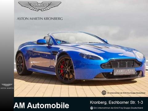 Aston Martin V12 Vantage S Roadster Sportshift