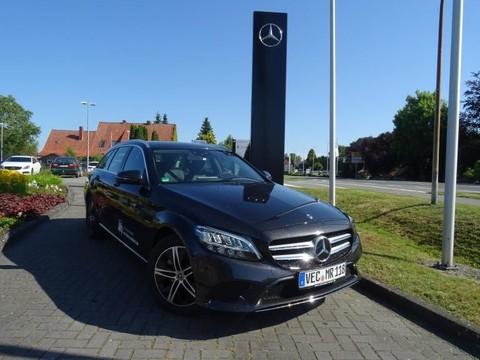 Mercedes-Benz C 200 d T Avantgarde Spur-P