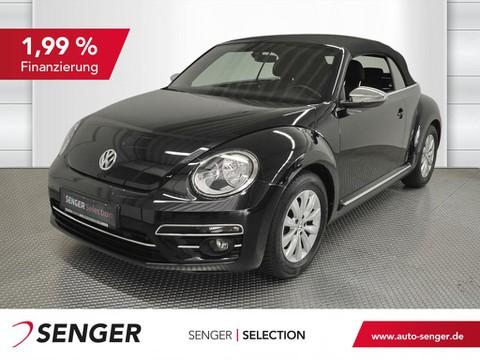 Volkswagen New Beetle 2.0 TDi Cabriolet Design