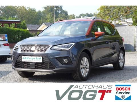 Seat Arona 1.0 TSI Xcellence EU6d-T Automatik Winterpaket Parklenkassist
