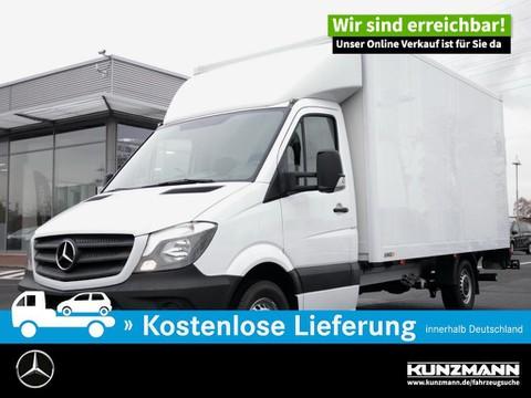 Mercedes-Benz Sprinter 316 Koffer LBW Audio15