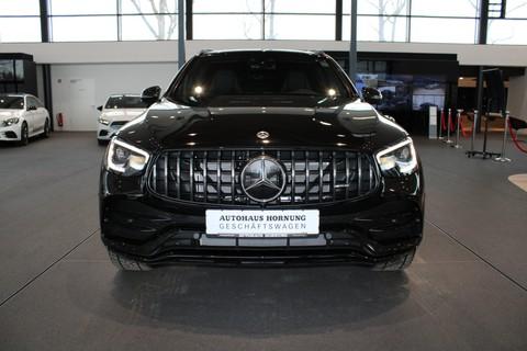 Mercedes-Benz GLC 43 AMG Perf Stze 8-fach ber