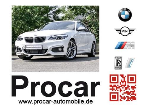 BMW 225 d Coupe M Sport Leasingr 420 Euro Monat