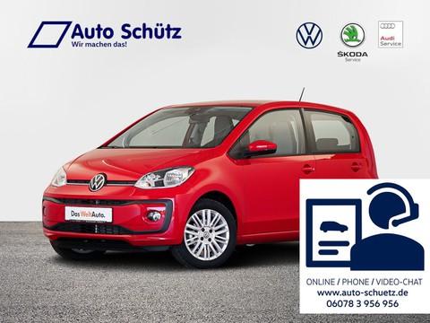 Volkswagen up 1.0 l MoveUp EURO 6d MuFuMaps&MoreDock