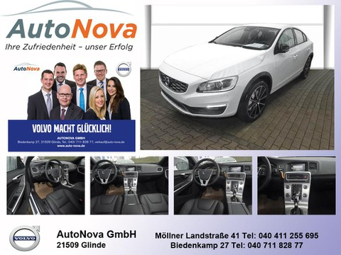 Volvo S60 Cross Country D4 Pro Business-Paket