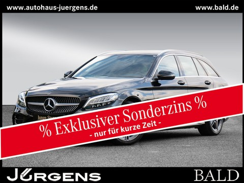 Mercedes-Benz C 300 T AMG-Sport 18