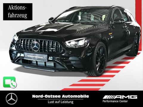Mercedes-Benz AMG E 53 T NIGHT PERF ABGAS