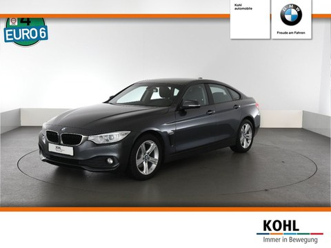 BMW 418 Gran Coupe D Advantage Schn