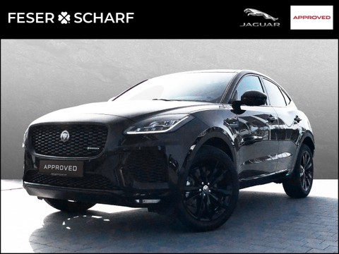 Jaguar E-Pace R-Dynamic SE AWD P250 Blackp Winterp