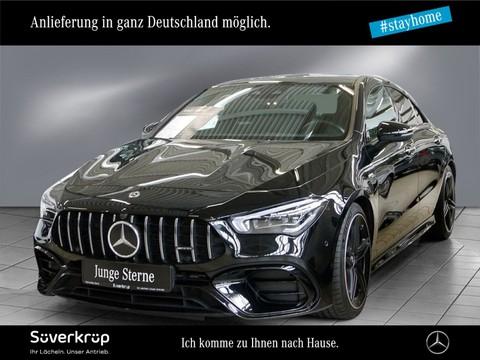 Mercedes-Benz CLA 45 AMG S