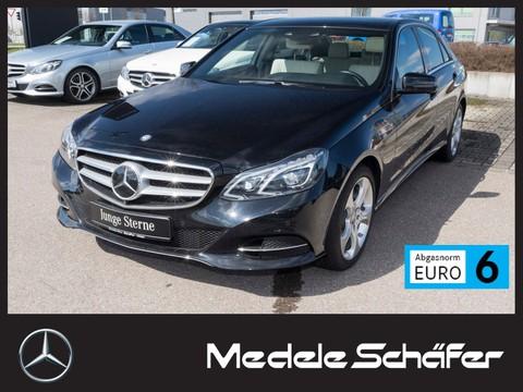 Mercedes E 350 Sport Exklusiv Com Dist