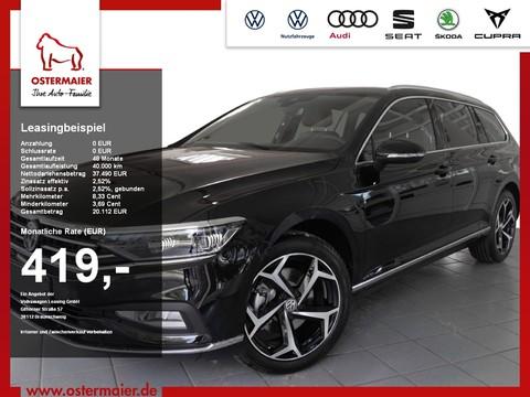 Volkswagen Passat Variant 2.0 TDI Elegance 190PS