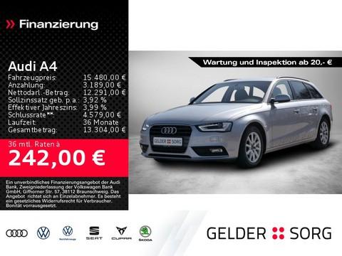 Audi A4 2.0 TDI Avant Attraction ultra