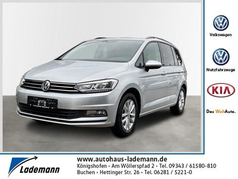 Volkswagen Touran 1.6 TDI COMFORTLINE N
