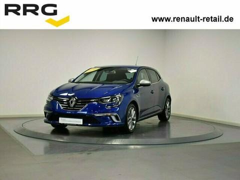 Renault Megane 1.3 IV Lim 5-trg TCe 160 GT-Line