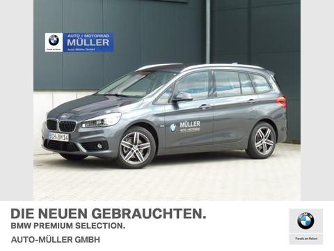 BMW 216 Gran Tourer i Sport Line HiFi