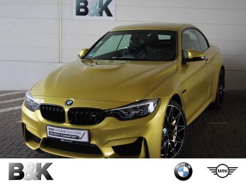 BMW M4 Cabrio Competition M-Carbon