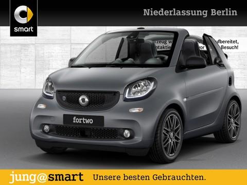 smart ForTwo EQ Ca Brabus Style