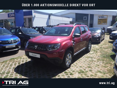 Dacia Duster Deal TCe 100 Multif Lenkrad