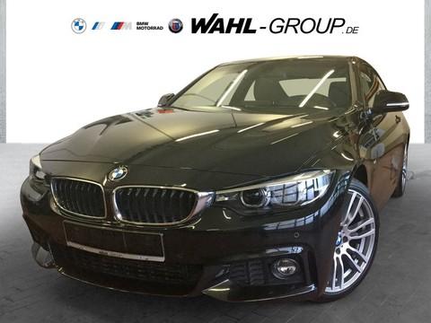 BMW 420 d Coupé M Sportpaket HiFi GSD