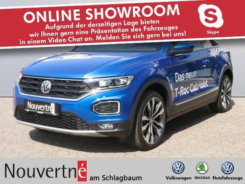 Volkswagen T-Roc 1.5 l Cabriolet Style OPF