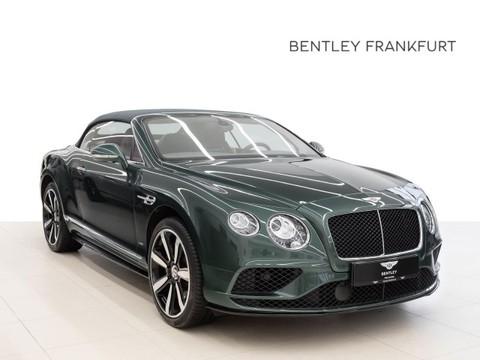 Bentley Continental GTC V8 S Mulliner Spec