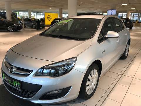 Opel Astra 1.6 J Selection