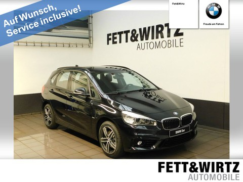 BMW 220 Active Tourer Sport Line 17