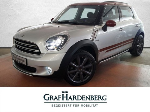 MINI Cooper Countryman 1.6 Mini Park Lane Chili