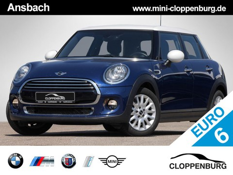 MINI Cooper Pepper