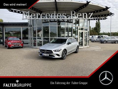 Mercedes-Benz CLA 250 e SB Progressive Night HIGH-MBUX