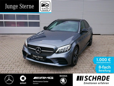 Mercedes-Benz C 300 d AMG Line Night