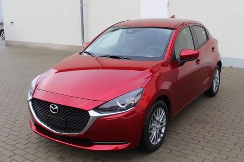 Mazda 2 90PS M Hybrid Kizoku Sitz