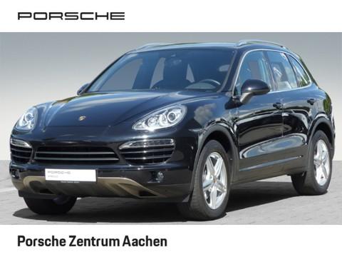 Porsche Cayenne Diesel ückfahrkamera Tempolimitanzeige