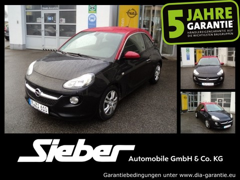 Opel Adam 1.0 Turbo Unlimited