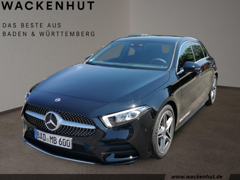 Mercedes-Benz A 180 AMG Premium Parkpaket