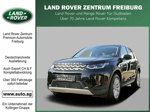 Land Rover Discovery Sport 0.5 P300e SE Plug-In-Hybrid Steuer %