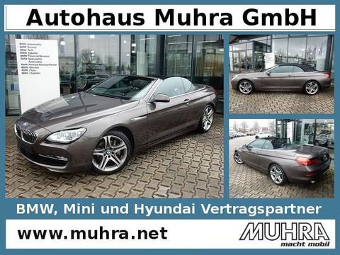BMW 640 8.4 xdA Cabrio eh UPE 1100
