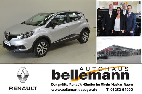 Renault Captur TCe 120 Experience Easy-Trip