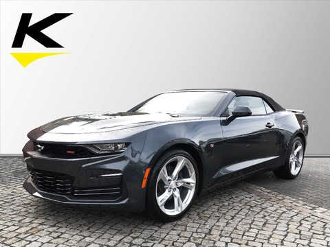 Chevrolet Camaro 6.2 L V8 CONVERTIBL AT10