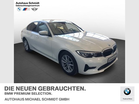 BMW 318 d LIVE ACTIVE GUARD PLUS