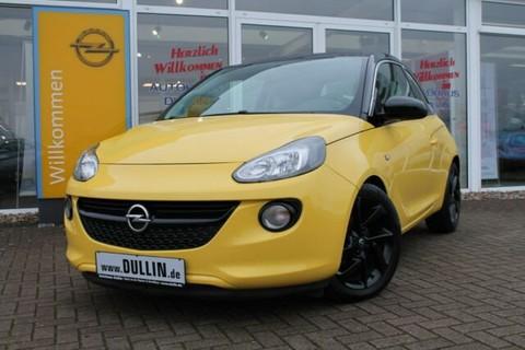Opel Adam Slam Sitz