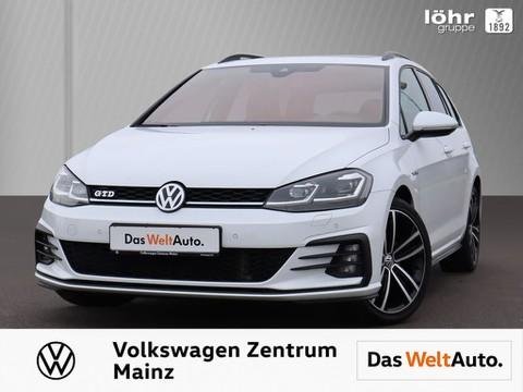 Volkswagen Golf Variant 2.0 TDI GTD