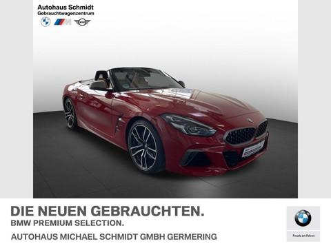 BMW Z4 M 40i M Fahrwerk Driving Assistant